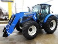 2019 New Holland T5.120 100-174 HP