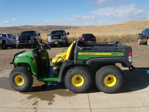 2012 John Deere Gator TH ATVs and Utility Vehicle