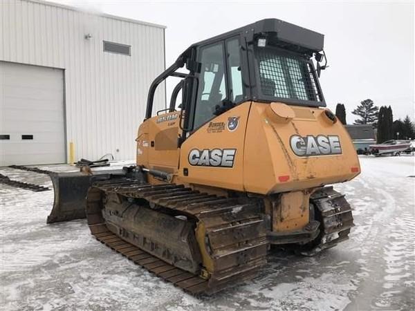 2016 Case 850M LGP Dozer