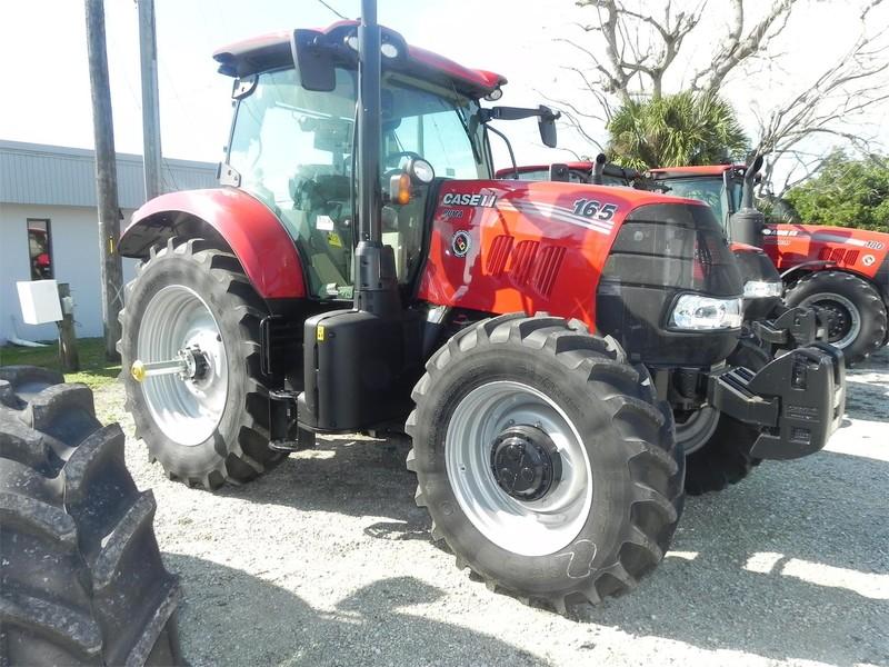 2018 Case IH Puma 165 Tractor