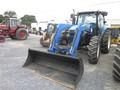 2010 New Holland T6050 100-174 HP