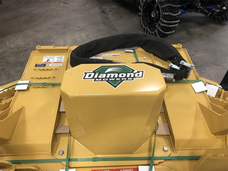 2019 Diamond Mowers FBS060 Loader and Skid Steer Attachment