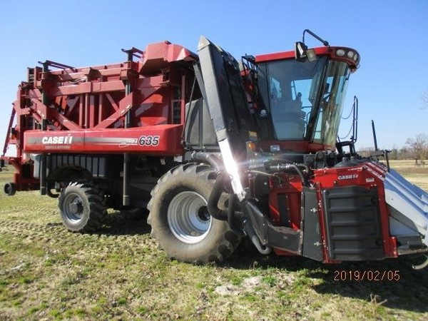 2017 Case IH Module Express 635 Cotton