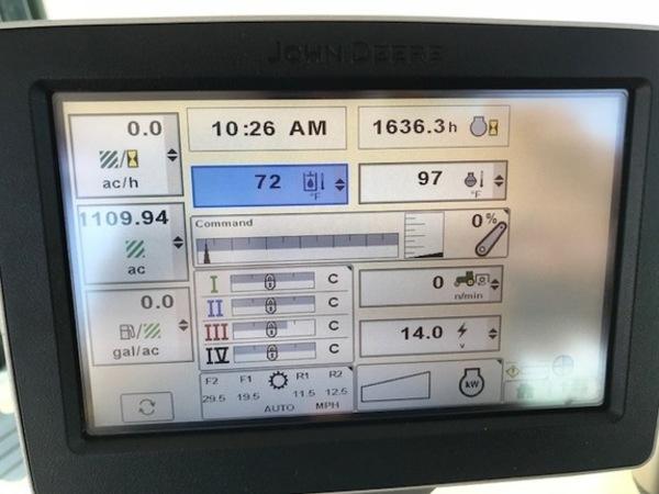 2012 John Deere 7280R Tractor