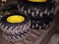 2016 Titan R4 Industrial Tractor Tire Wheels / Tires / Track