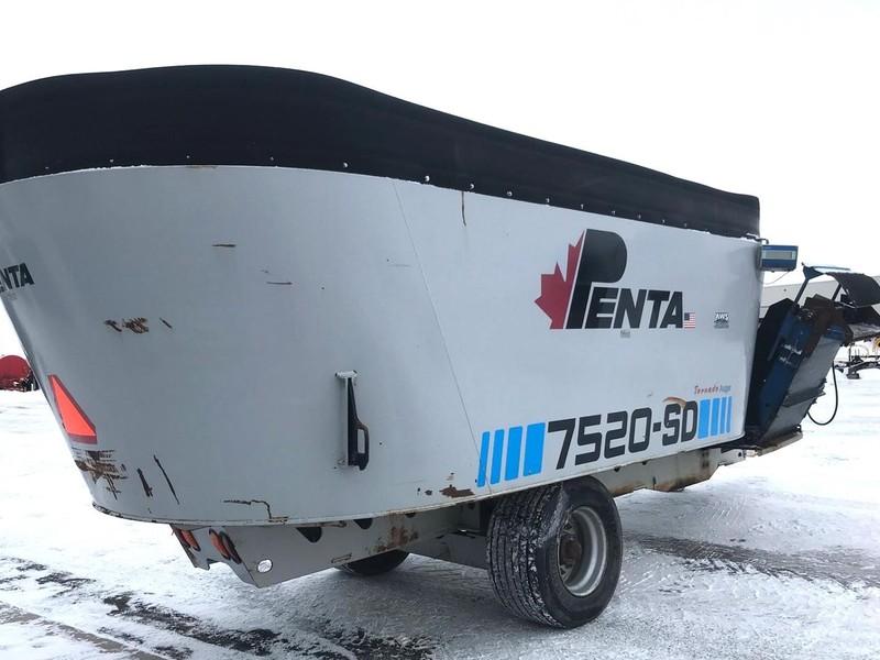 Penta 7520SD Grinders and Mixer