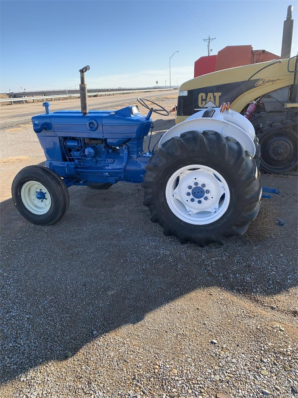 1963 Ford 4000G Tractor