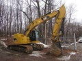 2012 Caterpillar 328D LCR Excavators and Mini Excavator