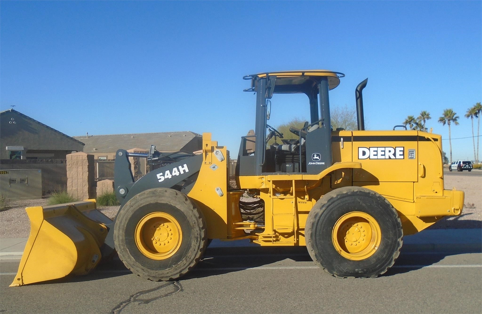 1999 Deere 544H Wheel Loader