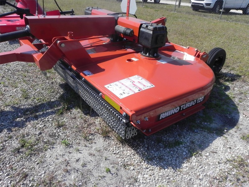 Used Rhino FR120 Batwing Mowers for Sale | Machinery Pete