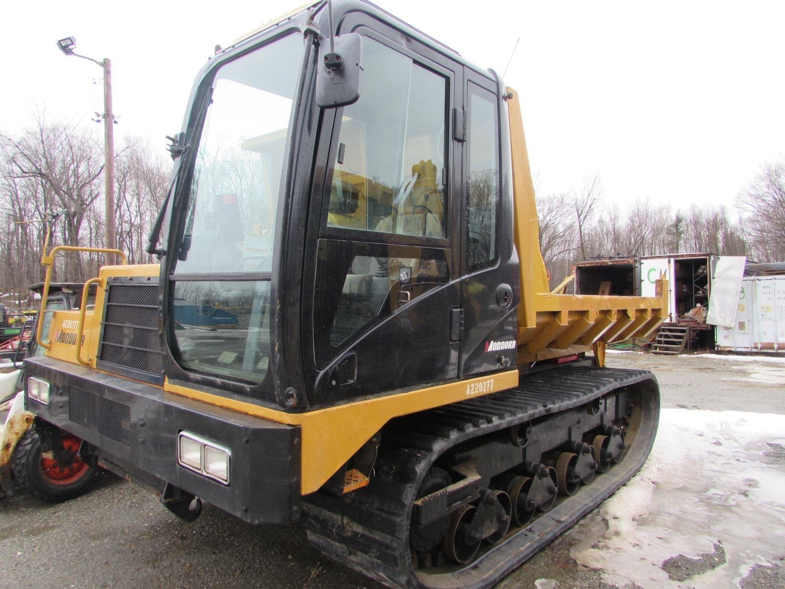 2015 MOROOKA MST2200VD Crawler