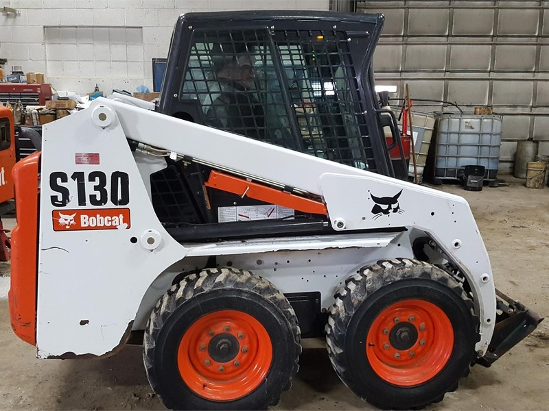 Used Bobcat S130 Skid Steers For Sale Machinery Pete