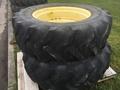 2015 Goodyear 480/70R34 Wheels / Tires / Track