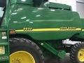 2001 John Deere 9650 Combine