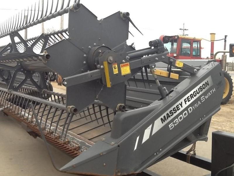 2015 Massey Ferguson 5300 Tractor