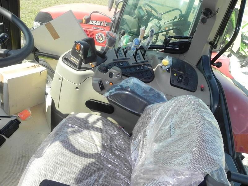 2018 Case IH Maxxum 115 Tractor