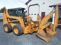 2011 Case D100 Loader and Skid Steer Attachment