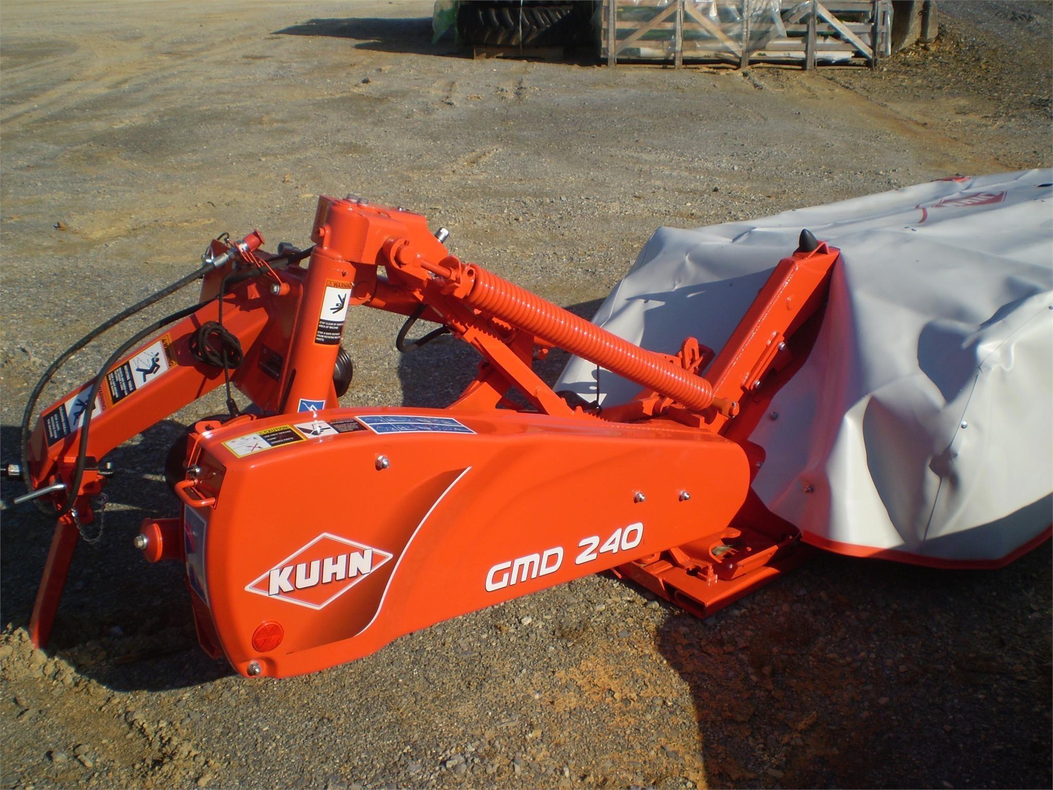 2020 Kuhn GMD240 Disk Mower