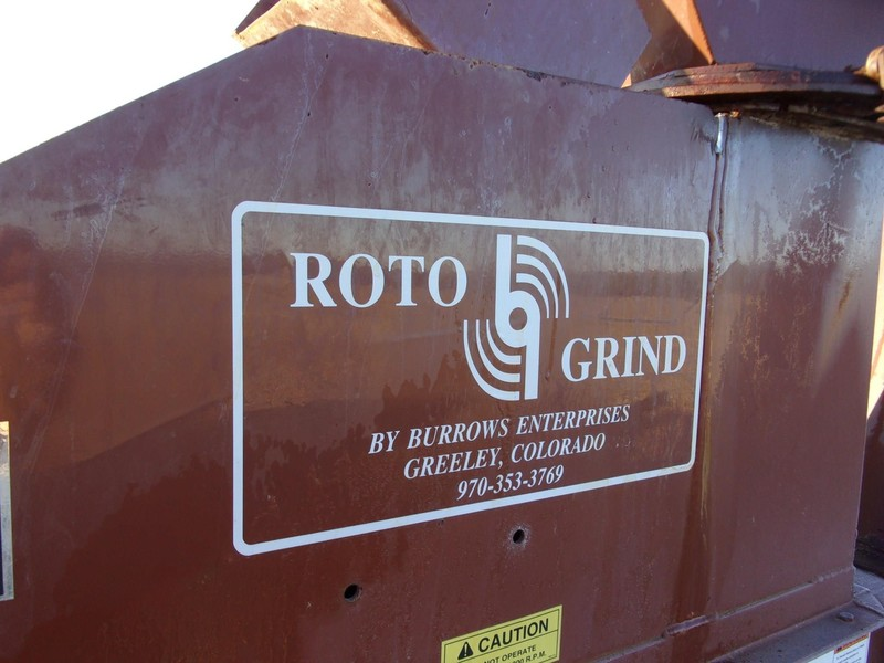 Roto Grind GG10 Grinders and Mixer