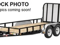 2019 PJ UK21232CSGK Flatbed Trailer