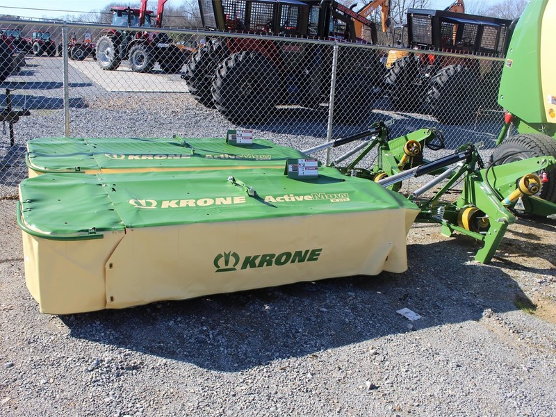 Used Krone AMR240 Disk Mowers for Sale   Machinery Pete
