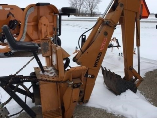 Used Woods Front End Loaders for Sale | Machinery Pete