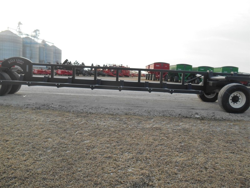 2019 Westendorf Bale Limo Bale Wagons and Trailer