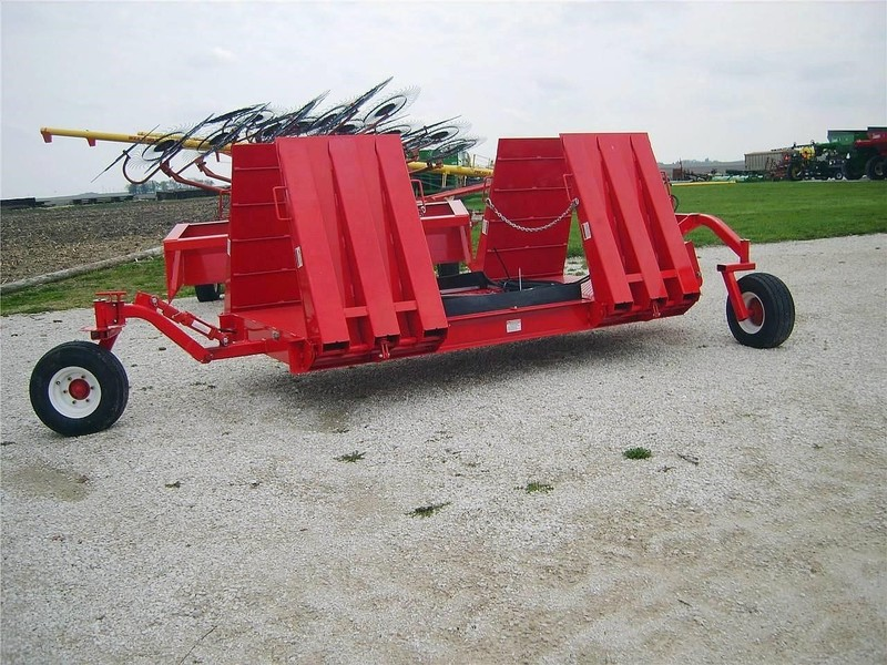 2019 Pit Express 13 Augers and Conveyor