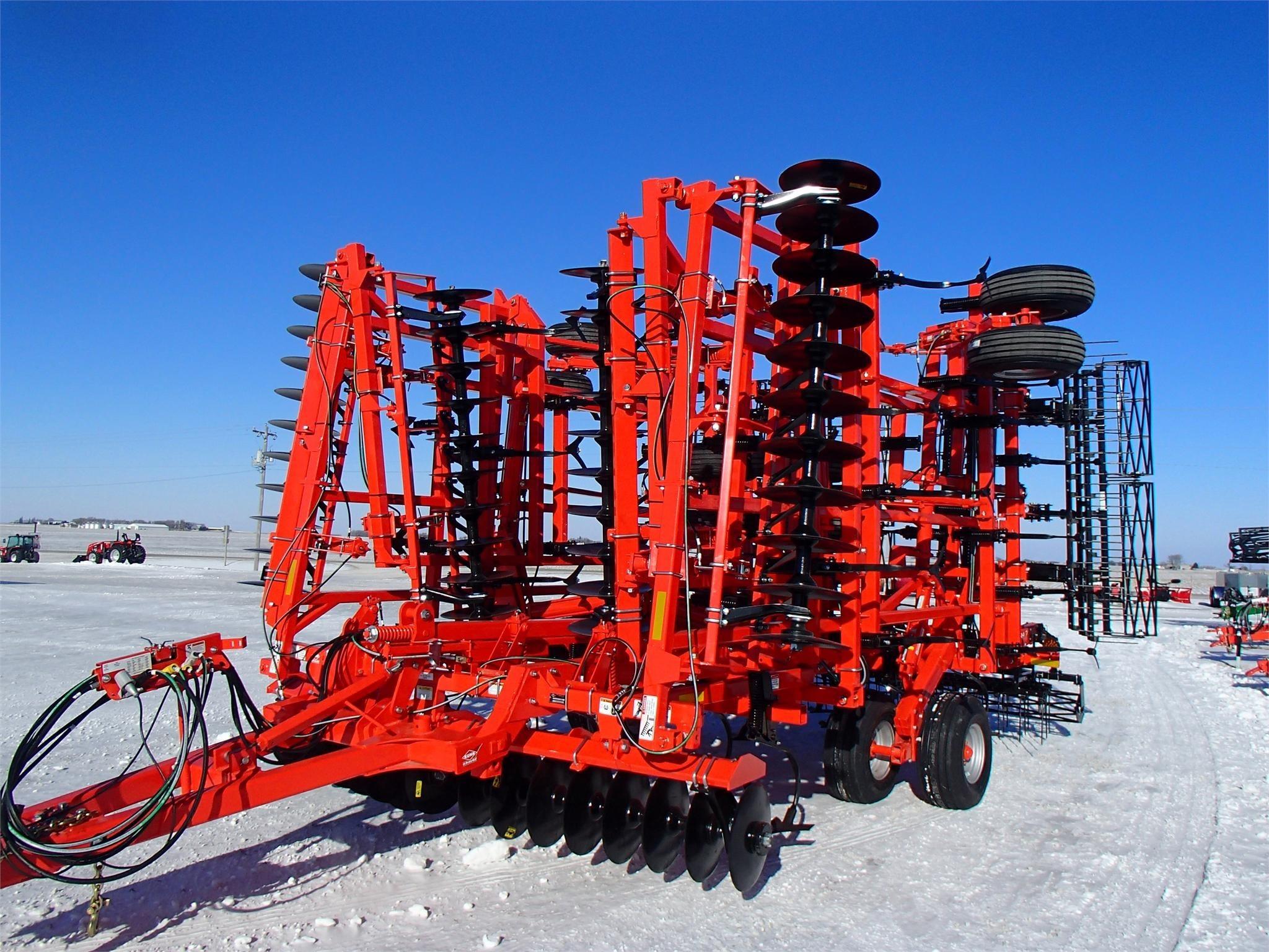 2021 Krause Landsman 6205-45 Soil Finisher