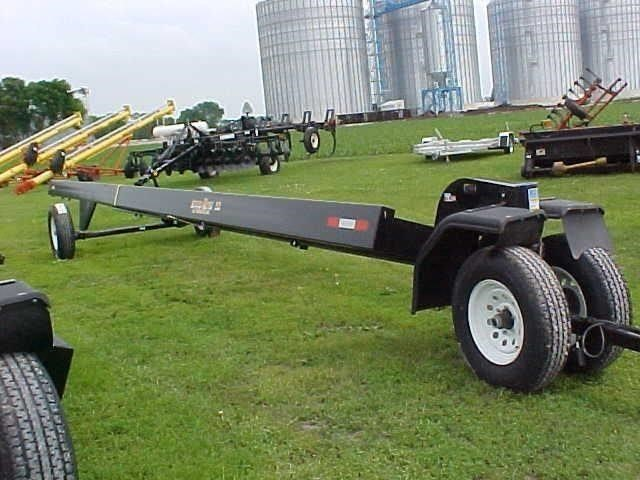 2021 MD Products 32 Header Trailer