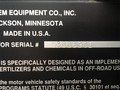2001 Ag-Chem TERRAGATOR 9103 Self-Propelled Sprayer
