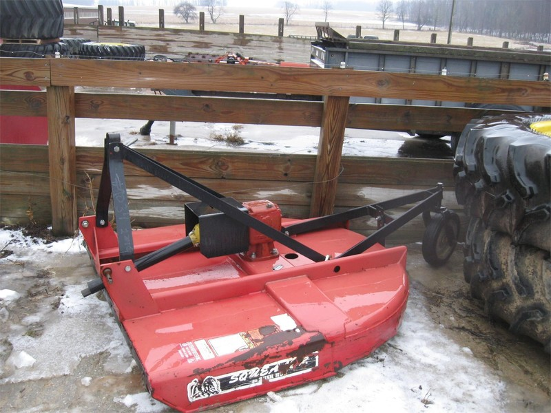 Used Bush Hog SQ600 Rotary Cutters for Sale   Machinery Pete