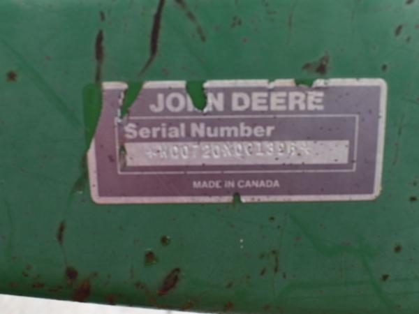 1994 John Deere 720 Tractor