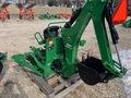 2016 John Deere 485A Backhoe and Excavator Attachment
