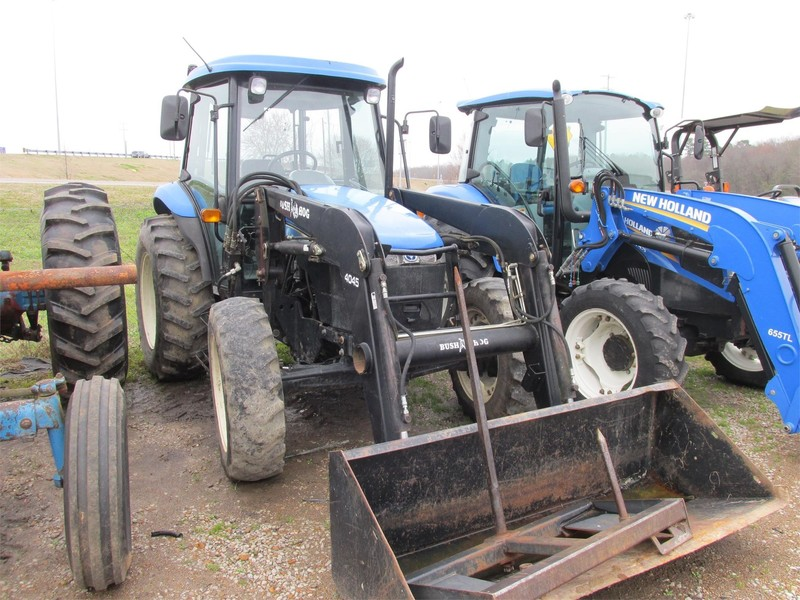 Used New Holland TD80D Tractors for Sale | Machinery Pete