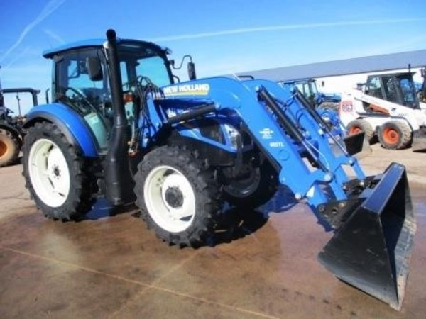 Used New Holland T4 100 Tractors for Sale | Machinery Pete