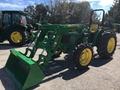 2015 John Deere 5075E Tractor