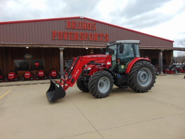 2021 Massey Ferguson 5713S Tractor