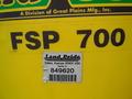 Land Pride FSP700 Pull-Type Fertilizer Spreader