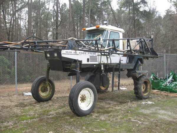Used Spra Coupe Self Propelled Sprayers For Sale Machinery
