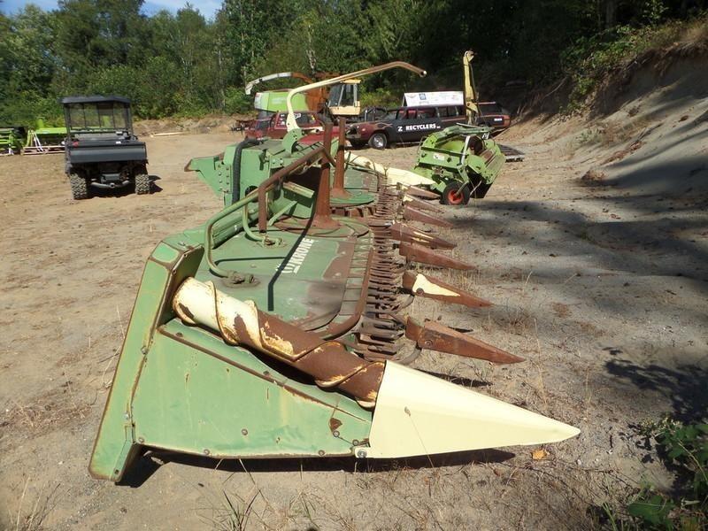 2008 Krone EasyCollect 6000FB Forage Harvester Head