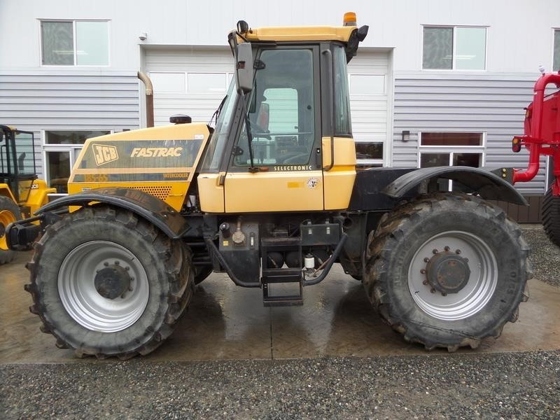 Used JCB Tractors for Sale | Machinery Pete