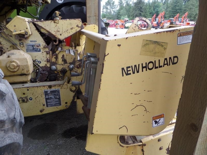 New Holland 350W Forage Harvester Head