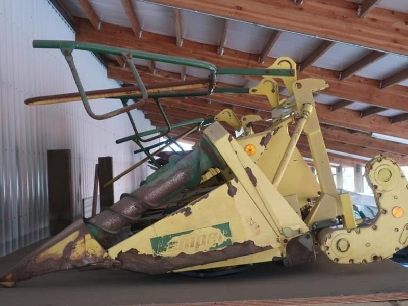 2001 Kemper 330 Forage Harvester Head