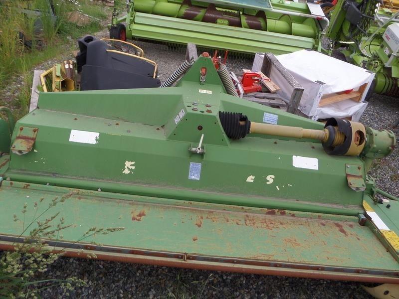 2007 Krone EC9140CV Mower Conditioner