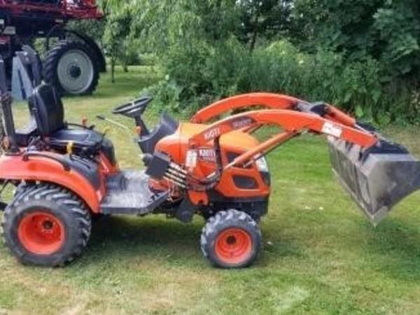 Used Kioti CS2410 Tractors for Sale | Machinery Pete