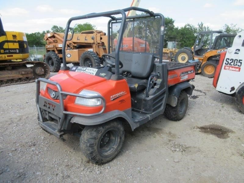 Used Kubota RTV900 ATVs and Utility Vehicles for Sale