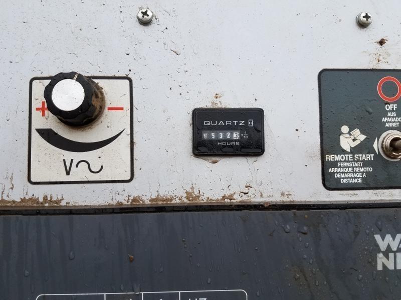 2012 Wacker Neuson G240 Generator