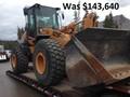 2011 Case 821F Wheel Loader