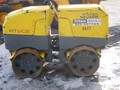 2011 Wacker Neuson RT82 Compacting and Paving